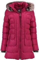 WELLENSTEYN Steppjacke Astoria Long fuchsia