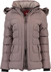 Jacke Belvedere Medium sand