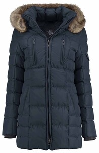 Wellensteyn Jacke Damen: WELLENSTEYN Winter Jacke Hollywood  midnightblue