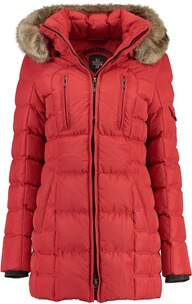Wellensteyn Jacke Damen: WELLENSTEYN Winter Jacke Hollywood  coral