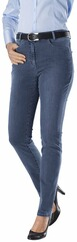 BRAX FEEL GOOD Carola Brilliant Jeans jeansblau