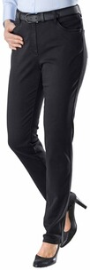 BRAX Jeans Carola Winter Dream schwarz