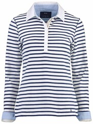 BRAX FEEL GOOD Polo-Shirt Cecille marine