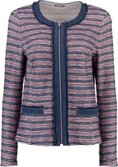 RABE Strick-Blazer multicolour