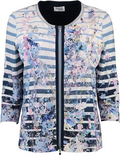 SOMMERMANN Shirt Jacke multicolour