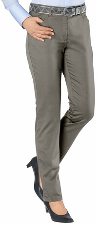 BRAX Carola Hose in Five-Pocket-Form khaki