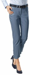 TONI Perfect Shape 7/8 Jeans hellblau