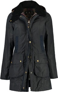 BARBOUR Wachsjacke Bower navy