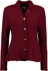 HAMMERSCHMID Walkjacke Baden bordeaux