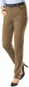 BRAX Hose Mary Winter Dream cognac