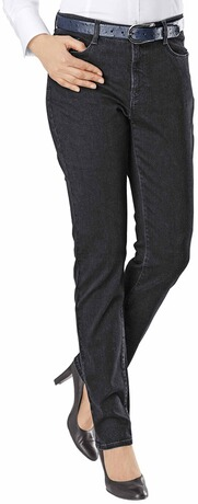 BRAX Jeans Mary Brilliant schwarz