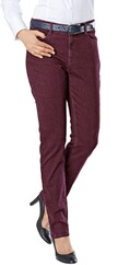 BRAX Jeans Mary Brilliant bordeaux