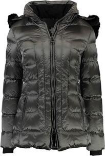 WELLENSTEYN Winter Jacke Belvitesse Medium  titan