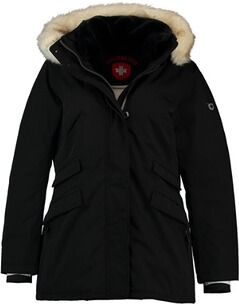 WELLENSTEYN Winter Jacke Enterprise schwarz