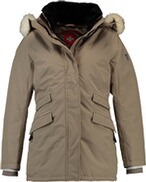 WELLENSTEYN Enterprise-Jacke sand