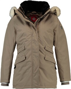 WELLENSTEYN Winter Jacke Enterprise sand