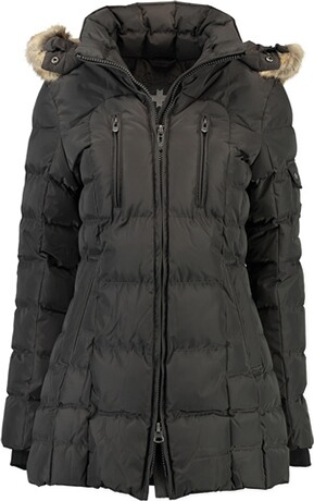 WELLENSTEYN Hollywood Jacke titan