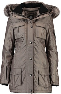 WELLENSTEYN Winter Long-JackeSchneezauber  moonrock
