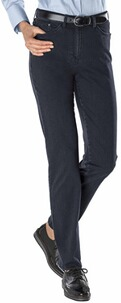 RAPHAELA BY BRAX Jeans Laura Touch anthrazit