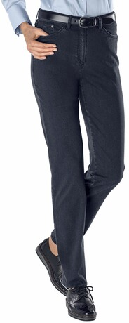 RAPHAELA BY BRAX Jeans Laura Touch darkblue