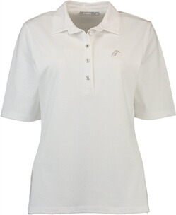 RABE Polo-Shirt weiss