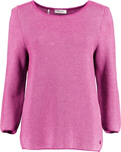 MAERZ Two-Ton Pullover pink