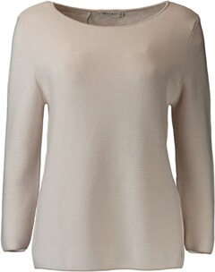 MAERZ Two-Ton Pullover beige