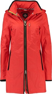 WELLENSTEYN Westside-Jacke firered