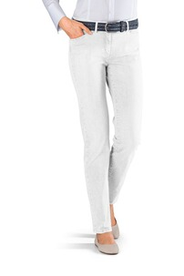 TONI Perfect Shape Jeans weiss