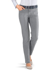 TONI Perfect Shape Jeans grau
