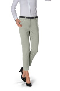 RAPHAELA BY BRAX 7/8 Hose Lesley khaki Five Pocket