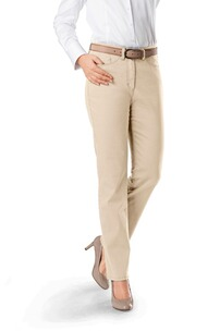RAPHAELA BY BRAX Jeans Patti beige Five Pocket Super Slim
