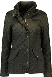 Wellensteyn Jacke Damen: WELLENSTEYN Magnolia-Steppjacke blackarmy