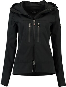 WELLENSTEYN Dynamica-Softshelljacke darknavy