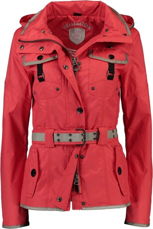 WELLENSTEYN Chocandy-Jacke coral