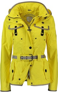 Wellensteyn Jacke Damen: WELLENSTEYN Chocandy-Jacke yellow