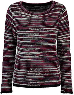 RABE Pullover Material-Strickmix fuchsia