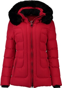 Wellensteyn Jacke Damen: WELLENSTEYN Belvitesse Medium Jacke red