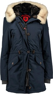 WELLENSTEYN Black X Lady-Jacke darknavy