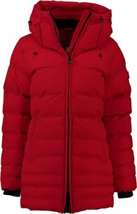 Wellensteyn Jacke Damen: WELLENSTEYN Cordoba Steppjacke red