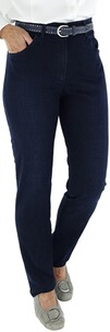 RAPHAELA BY BRAX Jeans Corry darkblue Five Pocket Comfort Fit