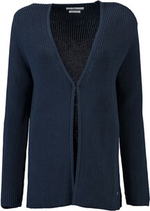 BRAX Strickjacke Anique Cotton blau