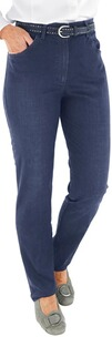 RAPHAELA BY BRAX Jeans Corry jeansblau Five Pocket Comfort Fit