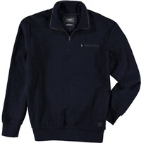 BRAX Herren Sweat-Shirt marine