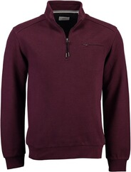 BRAX Sweat-Troyer Siro bordeaux