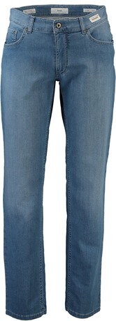 Brax Jeans Style Cooper Regular Fit Stretch hellblau