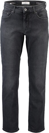 Brax Denim Jeans Style Cooper Regular Fit dark denim grau
