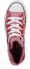 KRÜGER DIRNDL Sneaker Hot Kisses rot