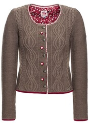 SPIETH & WENSKY Strickjacke Fancy