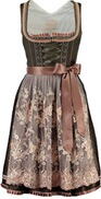 KRÜGER Collection Dirndl Gloria oliv